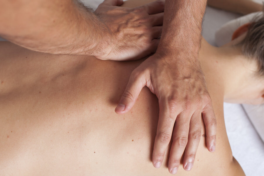 Lymphdrainage